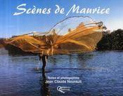 Scènes de l'île Maurice - Couverture - Format classique