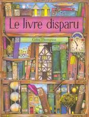 Le livre disparu - Intérieur - Format classique