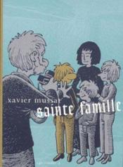 Sainte Famille - Couverture - Format classique
