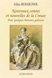 Nouveaux Contes Et Nouvelles De La Creuse - Couverture - Format classique