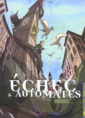 Echec et automates t.1 - Intérieur - Format classique