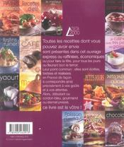 Encyclopedie toute la cuisine - 4ème de couverture - Format classique
