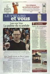Figaro Et Vous (Le) N°20776 du 20/05/2011 - Couverture - Format classique