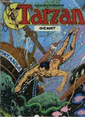 Tarzan Geant - Trimestriel N°50 - Couverture - Format classique