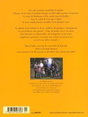 La Cuisine D'Automne - 4ème de couverture - Format classique