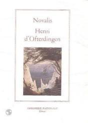 Henri D'Ofterdingen - Couverture - Format classique