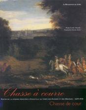 Chasse A Courre, Chasse De Cour - Intérieur - Format classique