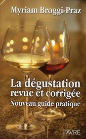Nouveau guide de la dégustation des vins - Intérieur - Format classique