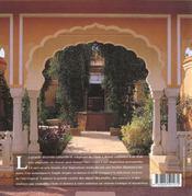 Le Style Indien - 4ème de couverture - Format classique