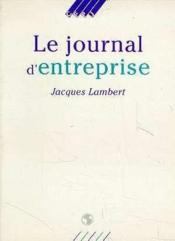 Journal d'entreprise - Couverture - Format classique