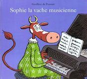 Sophie La Vache Musicienne - Intérieur - Format classique