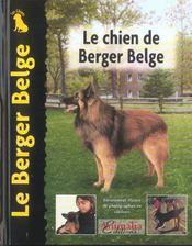 Le berger belge - Intérieur - Format classique