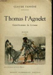 Thomas L'Agnelet. Gentilhomme De Fortune. - Couverture - Format classique