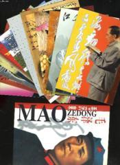 12 Cartes Postales En Couleurs? Portraits De Mao Zedong. - Couverture - Format classique