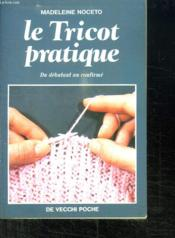 Le Tricot Pratique - Couverture - Format classique