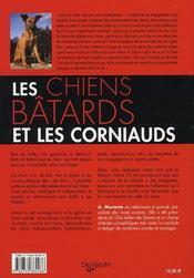 Les chiens bâtards et les corniauds - 4ème de couverture - Format classique