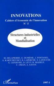 Structures Industrielles Etmondialisation - Couverture - Format classique