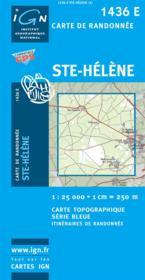 Sainte-Hélène - Couverture - Format classique