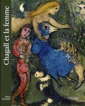Chagall et la femme - Intérieur - Format classique