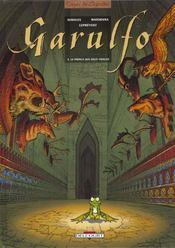Garulfo t.3 ; le prince aux deux visages - Intérieur - Format classique