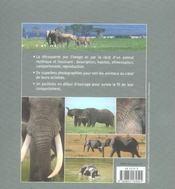 Elephants (Les) - 4ème de couverture - Format classique