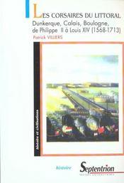 Les Corsaires Du Littoral - Intérieur - Format classique