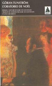 L'Oratorio De Noel Babel 56 - Intérieur - Format classique