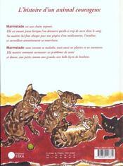 Marmelade - 4ème de couverture - Format classique