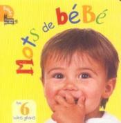 Mots de bebe - Couverture - Format classique
