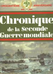 Chronique De La Seconde Guerre Mondiale - Couverture - Format classique