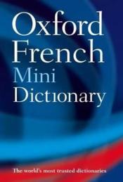 Vente  FRENCH MINI DICTIONARY 5TH EDITION  - Xxx