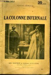 La Colonne Infernale. - Couverture - Format classique