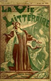 Gloire N'Est Que Fumee. La Vie Litteraire. - Couverture - Format classique