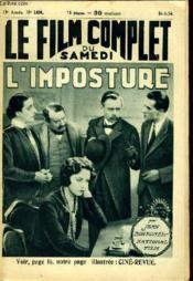 Le Film Complet Du Samedi N° 1496 - 13e Annee - L'Imposture - Couverture - Format classique