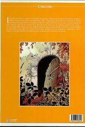 Grimion Gant De Cuir T.3; La Petite Mort - 4ème de couverture - Format classique
