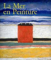 Mer En Peinture (La) - Couverture - Format classique