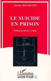 Le suicide en prison - Intérieur - Format classique