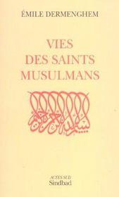 Vies des saints musulmans - Intérieur - Format classique
