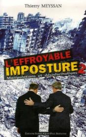 L'effroyable imposture t.2 - Couverture - Format classique
