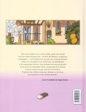 Bande dessinée ; apprendre et comprendre - 4ème de couverture - Format classique