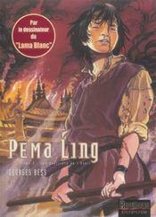 Pema ling t.2 ; les guerriers de l'eveil - 4ème de couverture - Format classique