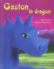 Gaston Le Dragon - Intérieur - Format classique