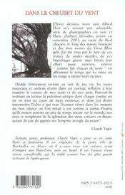 Dans Le Creuset Du Vent - 4ème de couverture - Format classique