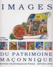 Images du patrimoine maconnique - Couverture - Format classique