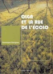 Olga Et La Rue De L'Ecolo - Intérieur - Format classique