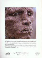 Ousmane Sow, Le Soleil En Face - 4ème de couverture - Format classique