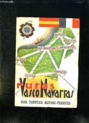 Rutas Vasco Navarras 1960. Texte En Espagnol Et En Francais. - Couverture - Format classique