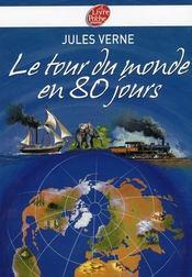 Le tour du monde en 80 jours - Intérieur - Format classique