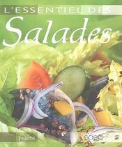 L'essentiel des salades - Intérieur - Format classique
