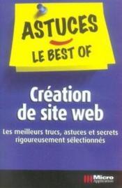 Création de site web - Couverture - Format classique